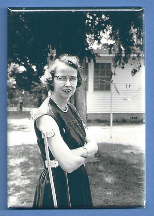 a comparison of the women characters of john steinbeck and flannery oconnor A five page paper looking at these two stories by john steinbeck and william faulkner/o'connor short story a rose for emily, and flannery.
