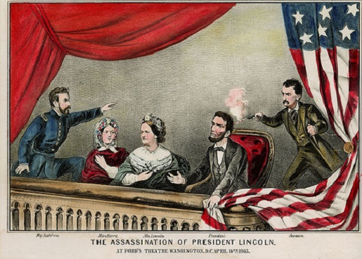 a history of the lincoln assassination in the united states History of the united states of do you think john wilkes booth's assassination of president lincoln was justified and booth's assassination of lincoln.