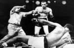 Ingemar Johansson knocks out Floyd Pattersson and becomes boxing heavyweight champion of the world.