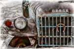 Old Truck Dodge Rust Rusted Truck Junk Automobile