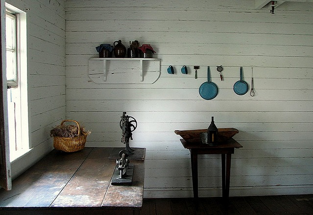 Amish Kitchen 2×3 Fridge Magnet
