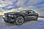 Ford Mustang Auto Vehicle Muscle Automotive