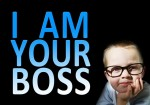 Precocious Child Posers Employer Superior Boss
