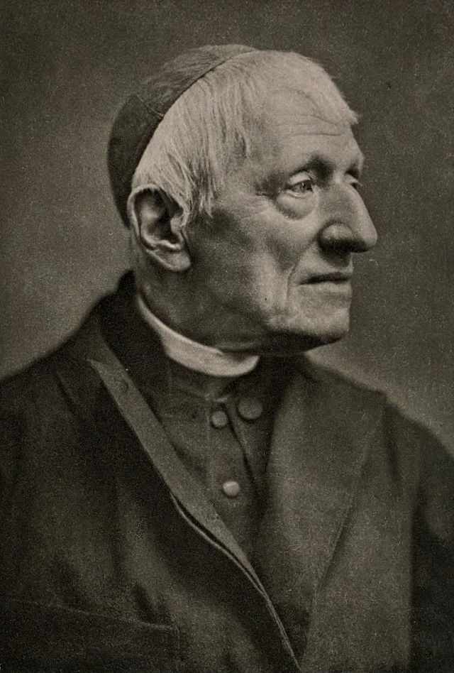 a biography of john henry cardinal newman and his great fight A brief biography of john henry newman bicentenary of the birth of ven john henry cardinal newman pulpit he gained his wide reputation as a great.