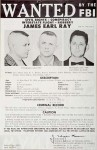 wanted James Earl Ray assassin Martin Luther King
