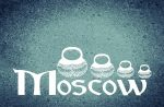 Cities Worldwide Background Moscow