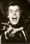 Gianni Lunadei interpretando al Conde Drácula