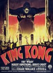 King Kong 1933 French movie poster