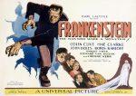 Lobby card for the 1931 film Frankenstein
