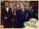 Lobby card for the 1941 film King of the Zombies