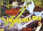 Poster for the 1936 film The Invisible Ray