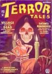 Terror Tales October 1934