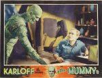 The Mummy film poster.
