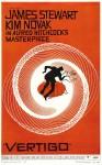 Theatrical poster for the film Vertigo