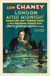 This is a poster of the film London After Midnight