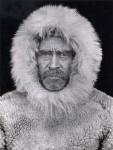 Robert Peary (1856-1920) Self-Portrait, Cape Sheridan, Canada, 1909, gelatin silver print
