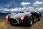 Auto Oldtimer Cobra Car Transport Classic